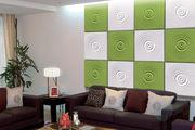 Рельефные декоративные 3D стеновые панели