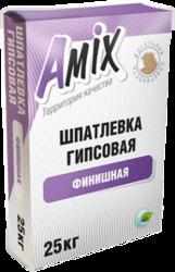 Шпатлевка гипсовая AMIX