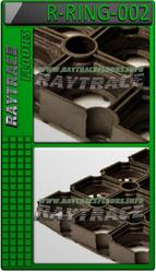 Антискользящий резиновый мат R-RING-002