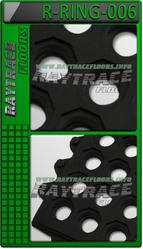 Антискользящий резиновый мат R-RING-006