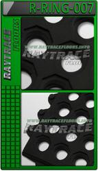 Антискользящий резиновый мат R-RING-007
