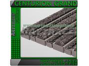 Придверная решетка CENTURION GRAND ТЕКСТИЛЬ+РИФ