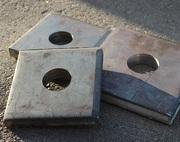 Анкерные плиты ГОСТ 24379.1-80