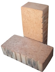 продается кирпич керамический рядовой строительный