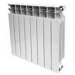 Радиаторы алюминевые BT.B-VD2  (10-секцион